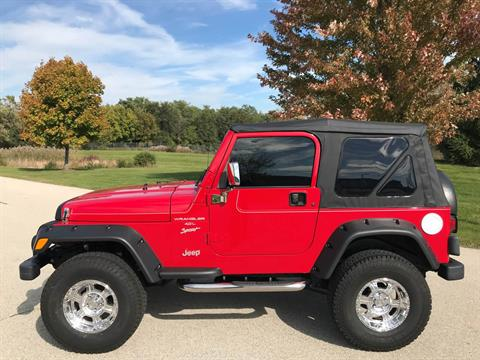 2000 Jeep® Wrangler Sport in Big Bend, Wisconsin - Photo 41
