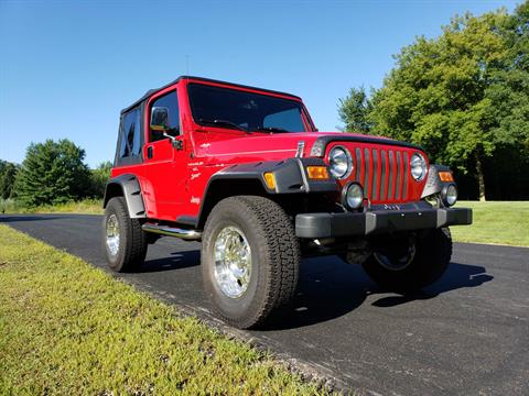 2000 Jeep® Wrangler Sport in Big Bend, Wisconsin - Photo 44