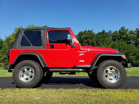 2000 Jeep® Wrangler Sport in Big Bend, Wisconsin - Photo 45