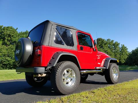 2000 Jeep® Wrangler Sport in Big Bend, Wisconsin - Photo 46