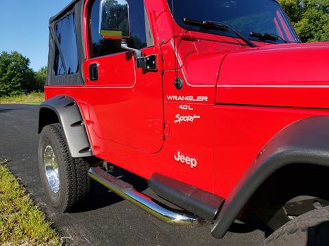 2000 Jeep® Wrangler Sport in Big Bend, Wisconsin - Photo 47