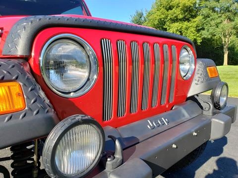 2000 Jeep® Wrangler Sport in Big Bend, Wisconsin - Photo 50