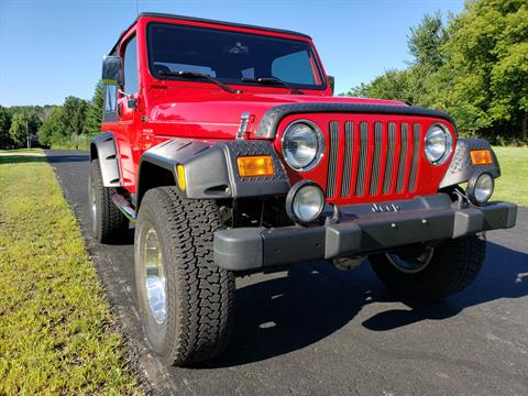 2000 Jeep® Wrangler Sport in Big Bend, Wisconsin - Photo 51