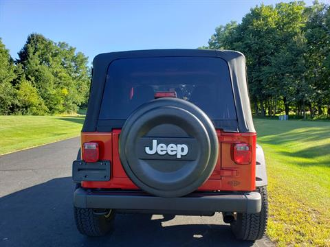 2000 Jeep® Wrangler Sport in Big Bend, Wisconsin - Photo 56