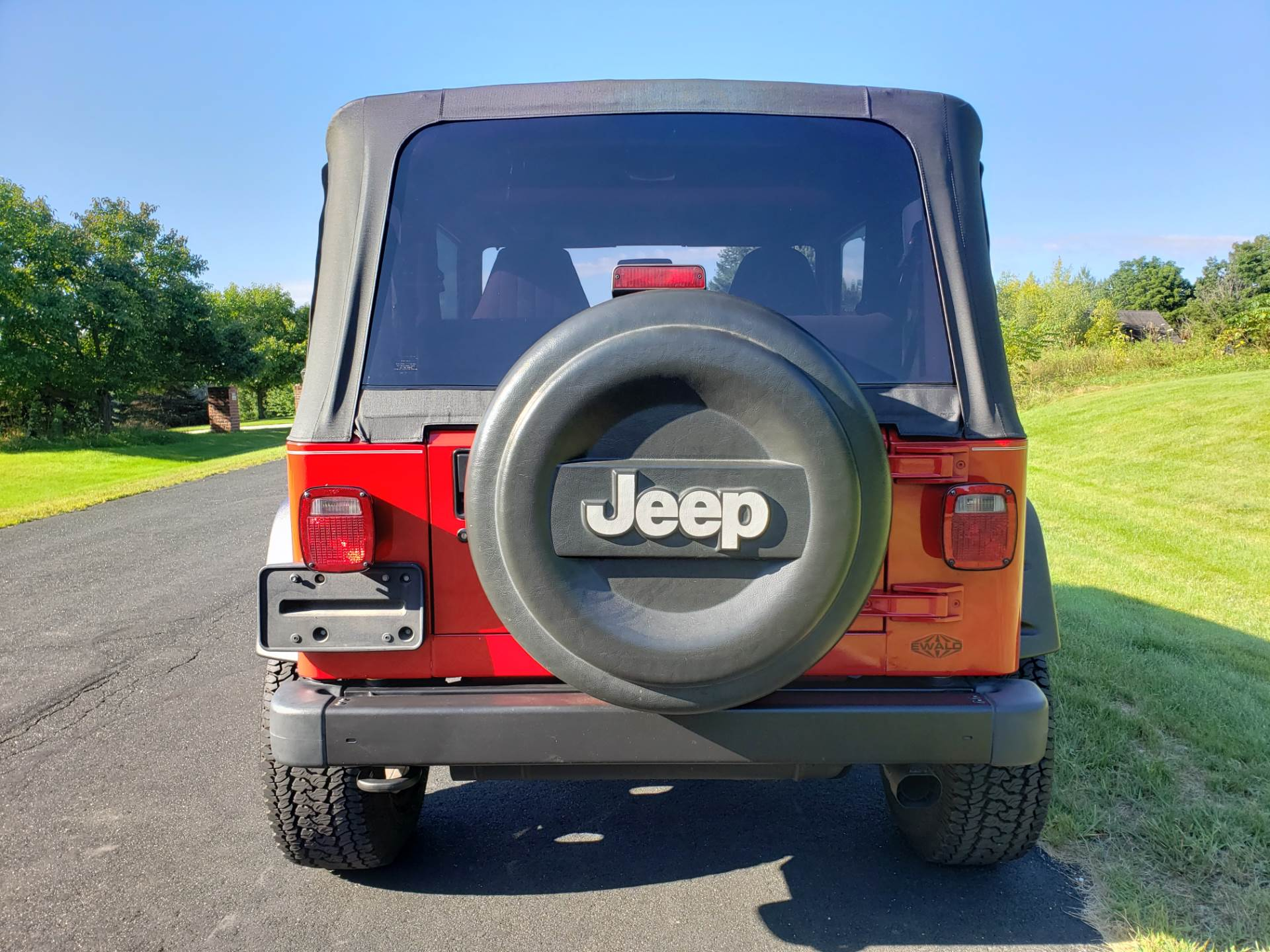 2000 Jeep® Wrangler Sport in Big Bend, Wisconsin - Photo 59