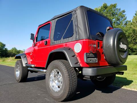 2000 Jeep® Wrangler Sport in Big Bend, Wisconsin - Photo 60