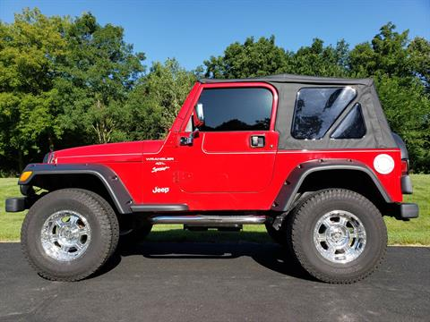 2000 Jeep® Wrangler Sport in Big Bend, Wisconsin - Photo 61