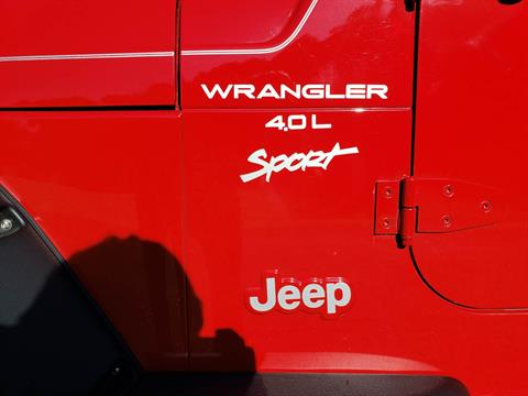 2000 Jeep® Wrangler Sport in Big Bend, Wisconsin - Photo 64