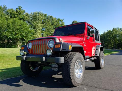 2000 Jeep® Wrangler Sport in Big Bend, Wisconsin - Photo 67