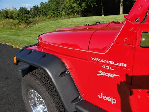 2000 Jeep® Wrangler Sport in Big Bend, Wisconsin - Photo 68
