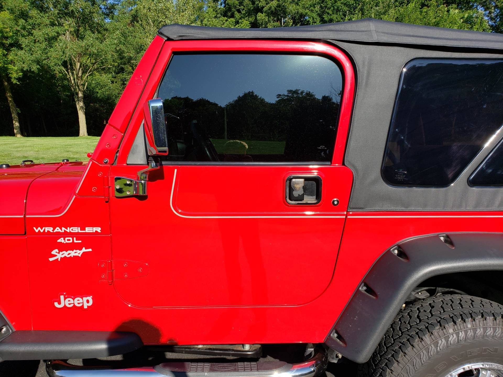2000 Jeep® Wrangler Sport in Big Bend, Wisconsin - Photo 69