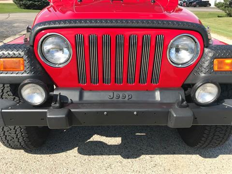 2000 Jeep® Wrangler Sport in Big Bend, Wisconsin - Photo 74