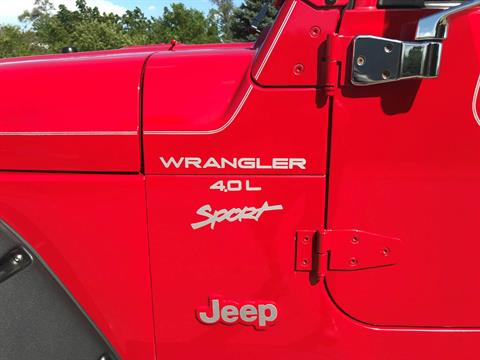 2000 Jeep® Wrangler Sport in Big Bend, Wisconsin - Photo 78