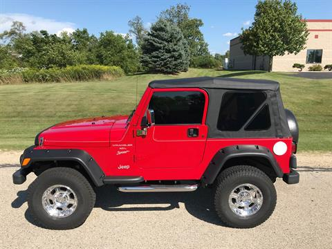 2000 Jeep® Wrangler Sport in Big Bend, Wisconsin - Photo 85