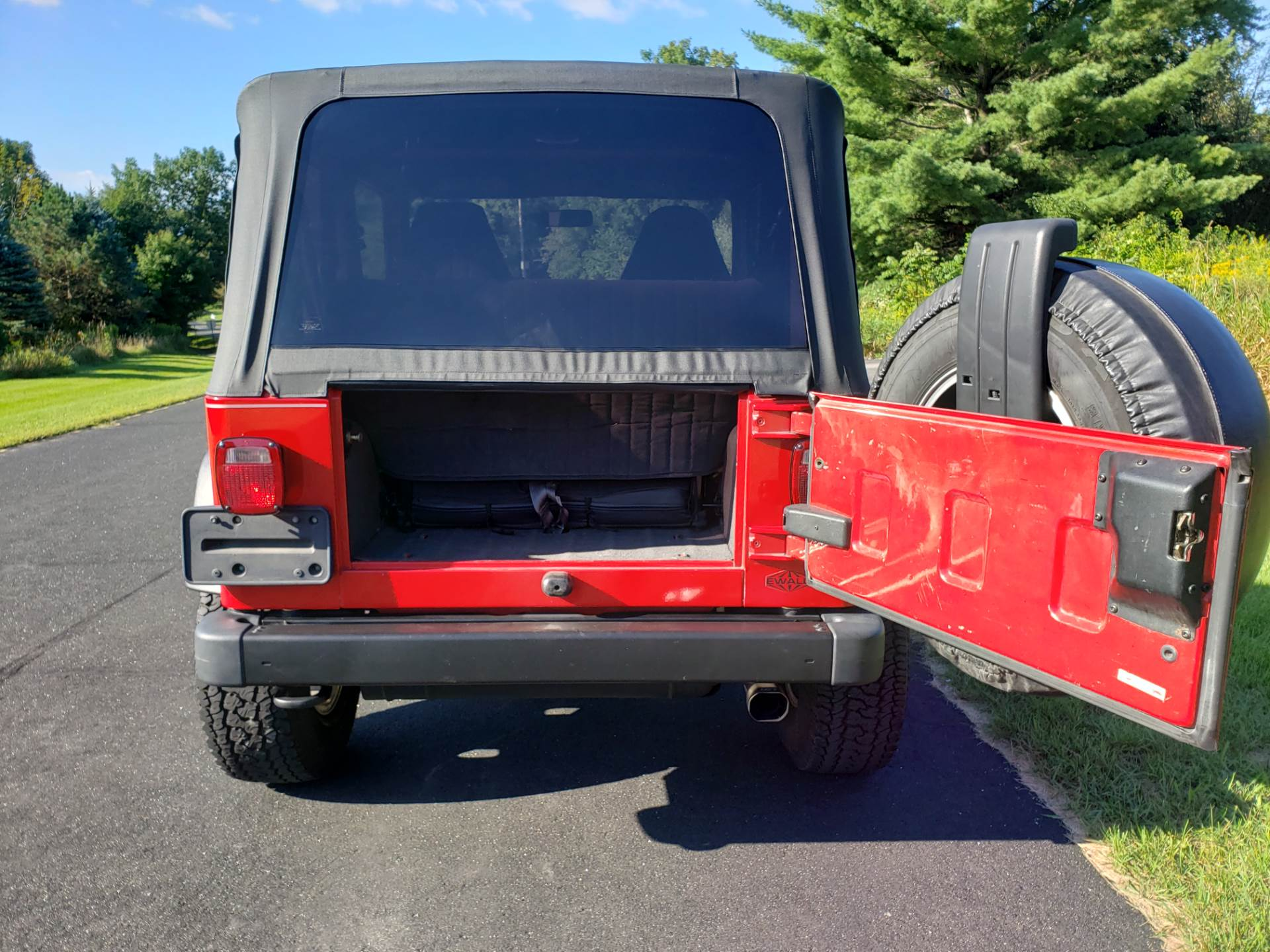 2000 Jeep® Wrangler Sport in Big Bend, Wisconsin - Photo 120