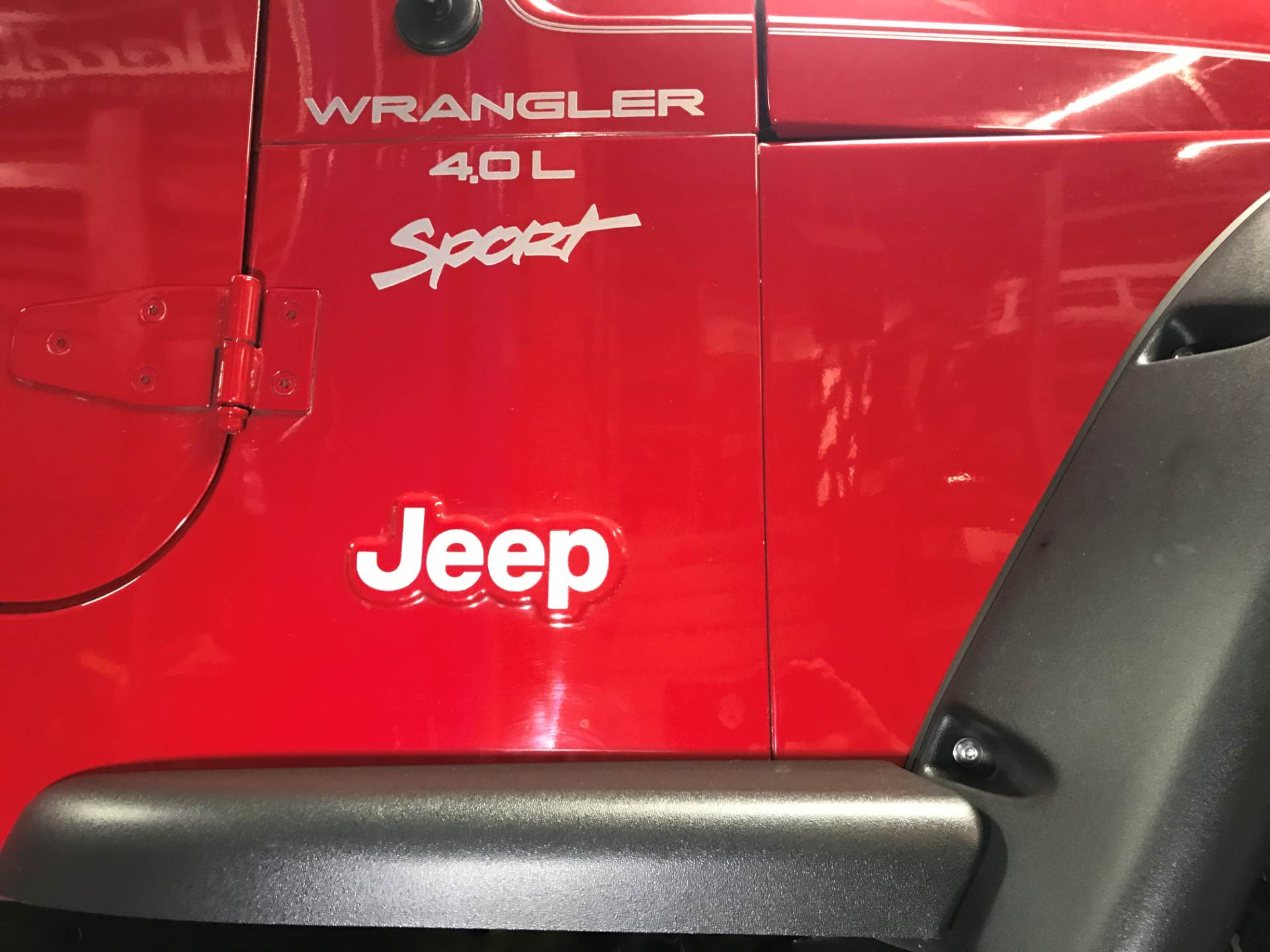 2000 Jeep® Wrangler Sport in Big Bend, Wisconsin - Photo 172