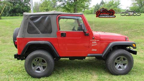 2000 Jeep WRANGLER SPORT 4X4 UTILITY 2 DR in Big Bend, Wisconsin - Photo 1