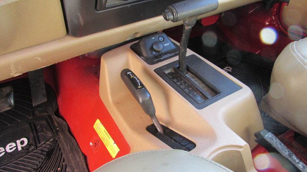 2000 Jeep WRANGLER SPORT 4X4 UTILITY 2 DR in Big Bend, Wisconsin - Photo 22