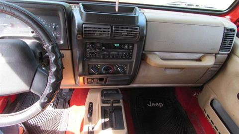 2000 Jeep WRANGLER SPORT 4X4 UTILITY 2 DR in Big Bend, Wisconsin - Photo 23
