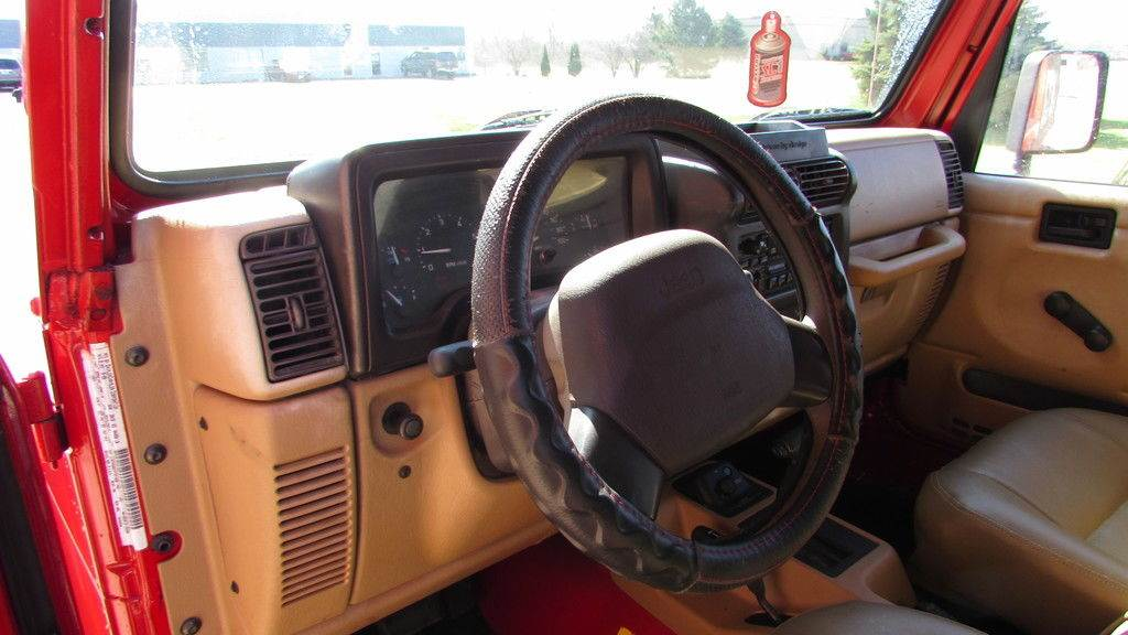 2000 Jeep WRANGLER SPORT 4X4 UTILITY 2 DR in Big Bend, Wisconsin - Photo 21