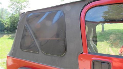 2000 Jeep WRANGLER SPORT 4X4 UTILITY 2 DR in Big Bend, Wisconsin - Photo 8