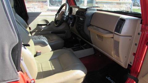 2000 Jeep WRANGLER SPORT 4X4 UTILITY 2 DR in Big Bend, Wisconsin - Photo 26
