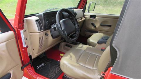 2000 Jeep WRANGLER SPORT 4X4 UTILITY 2 DR in Big Bend, Wisconsin - Photo 17