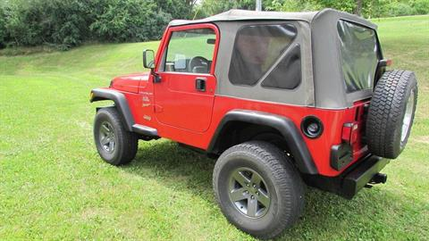 2000 Jeep WRANGLER SPORT 4X4 UTILITY 2 DR in Big Bend, Wisconsin - Photo 5