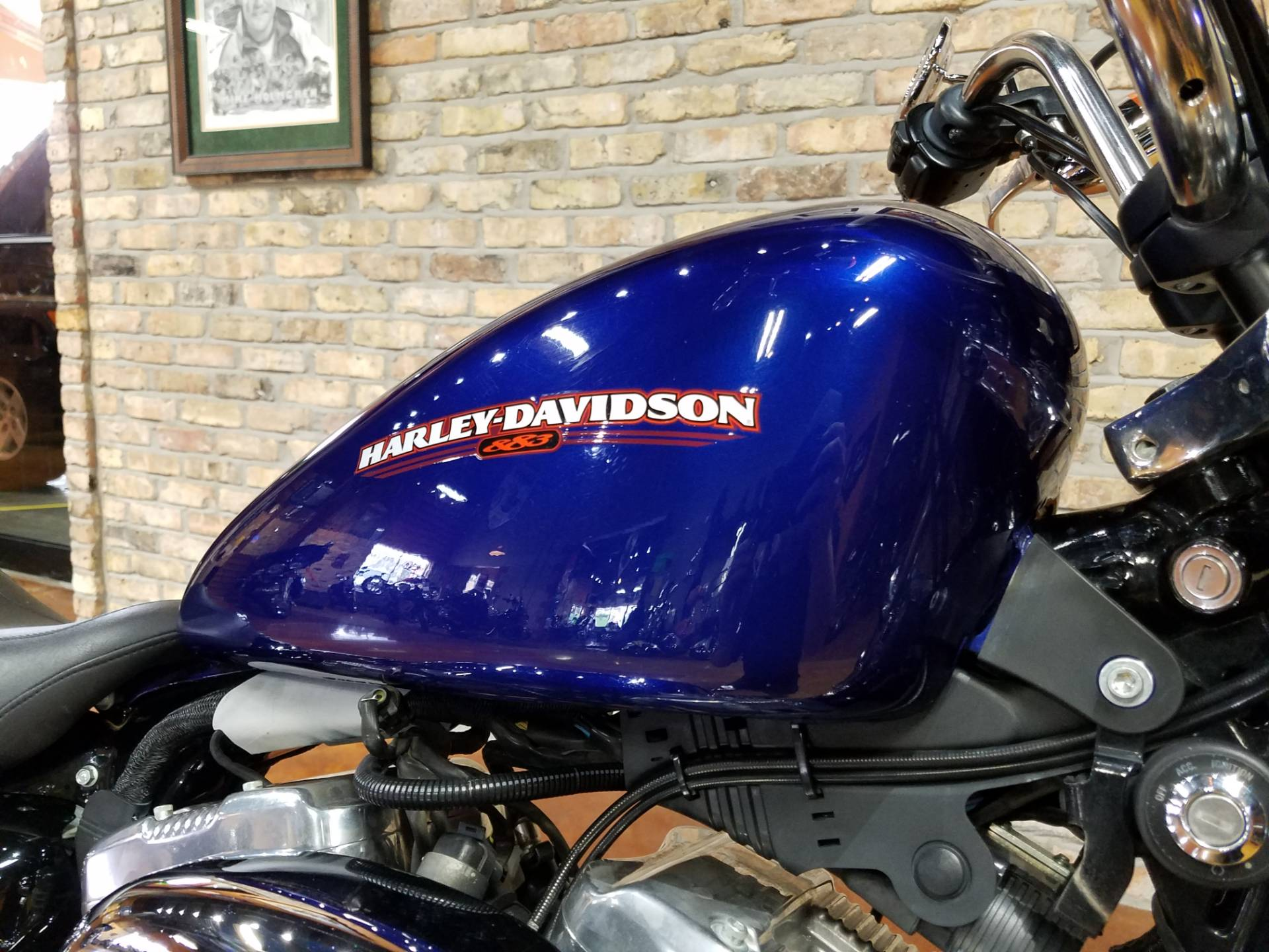2007 Harley-Davidson Sportster® 883 Low in Big Bend, Wisconsin - Photo 12