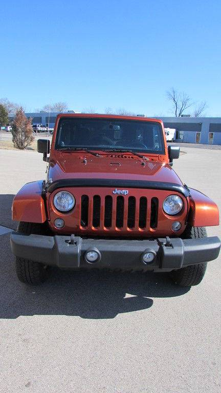 2014 Jeep WRANGLER UNLIMITED SAHARA in Big Bend, Wisconsin - Photo 6