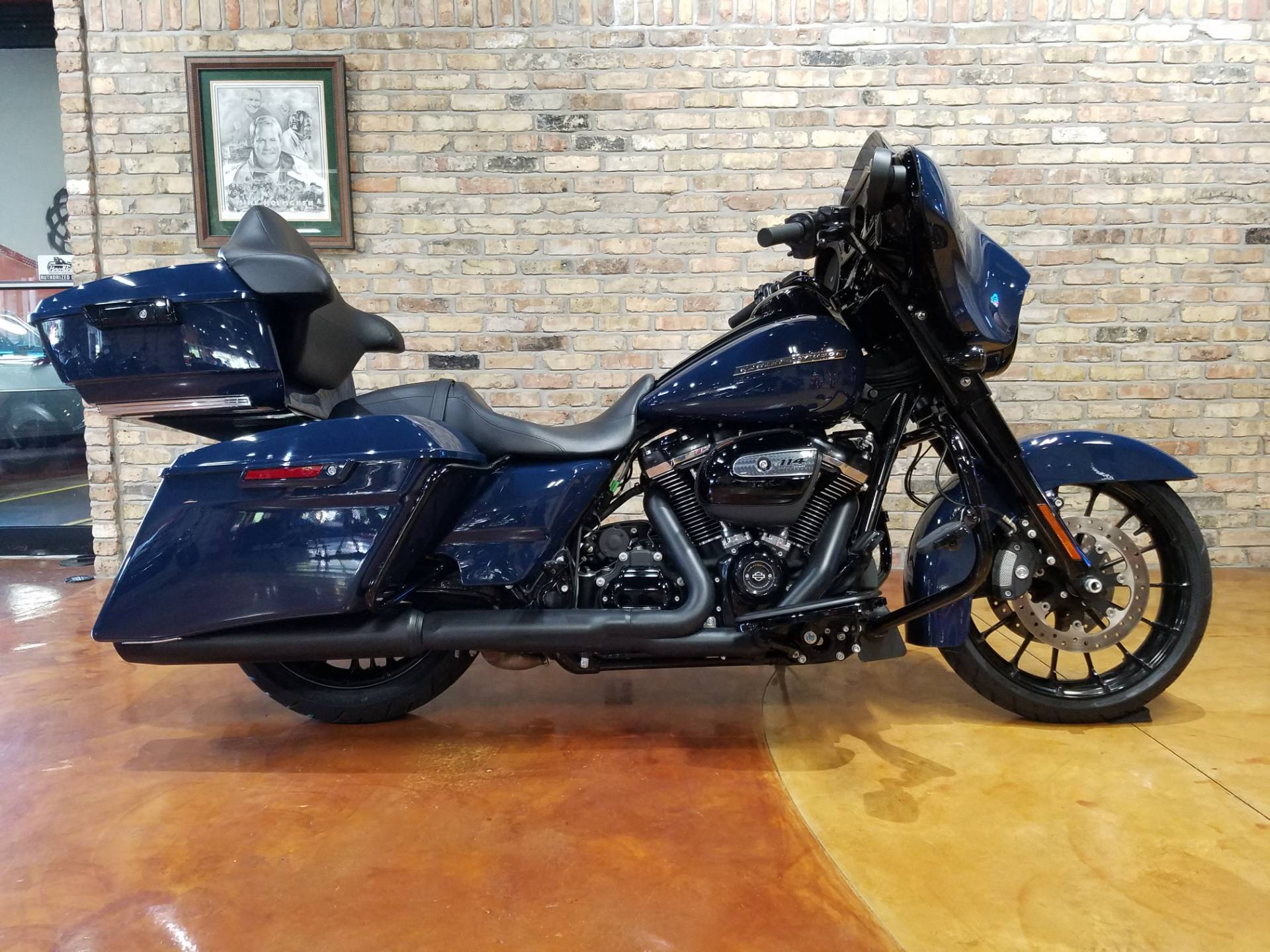 2019 Harley-Davidson Street Glide® Special in Big Bend, Wisconsin - Photo 1