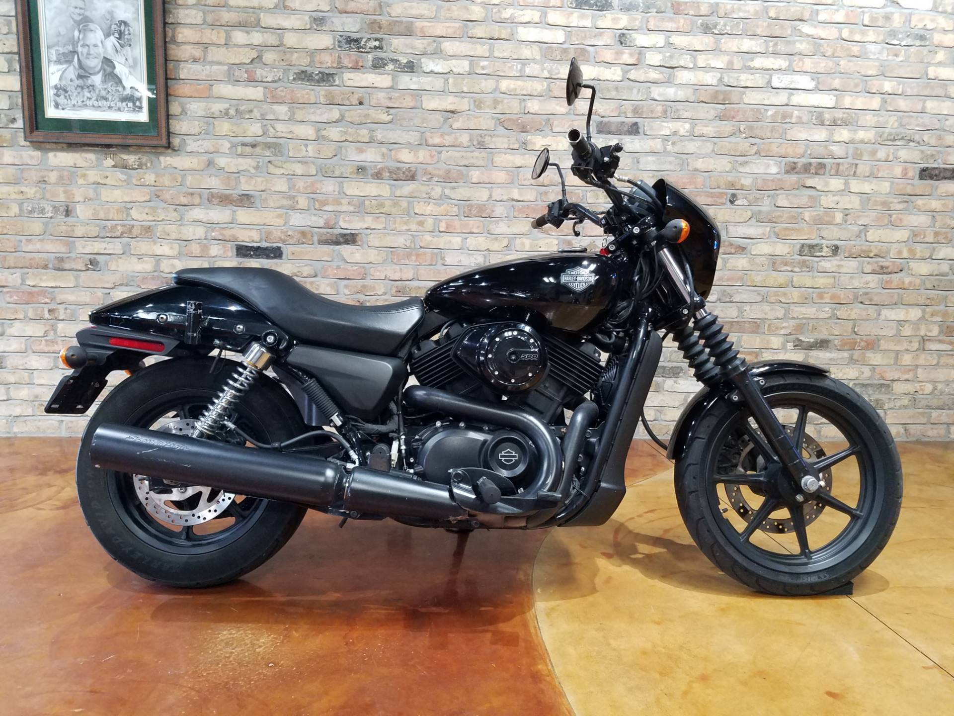 2015 Harley-Davidson Street™ 500 in Big Bend, Wisconsin - Photo 47