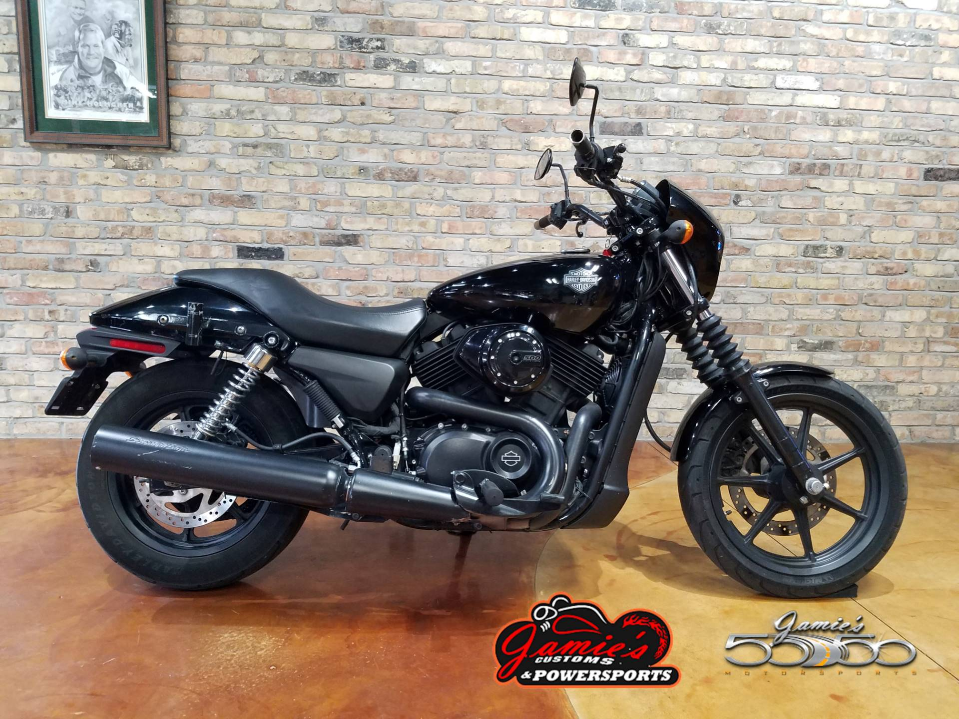 2015 Harley-Davidson Street™ 500 in Big Bend, Wisconsin - Photo 1