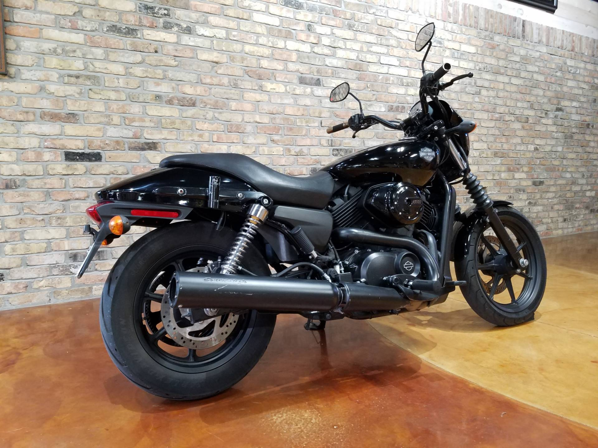 2015 Harley-Davidson Street™ 500 in Big Bend, Wisconsin - Photo 3