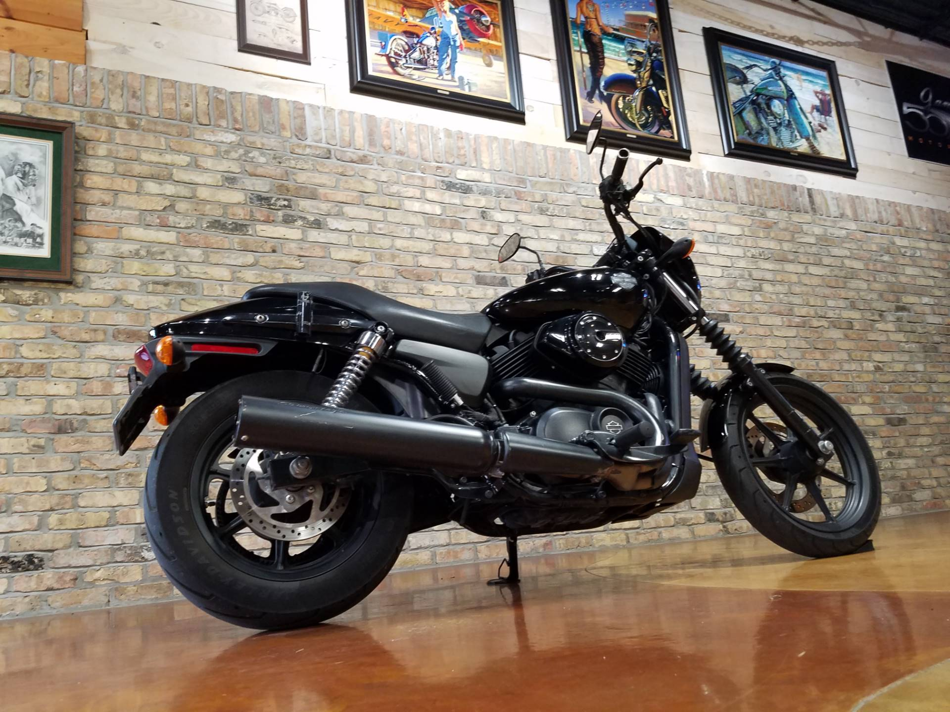 2015 Harley-Davidson Street™ 500 in Big Bend, Wisconsin - Photo 4