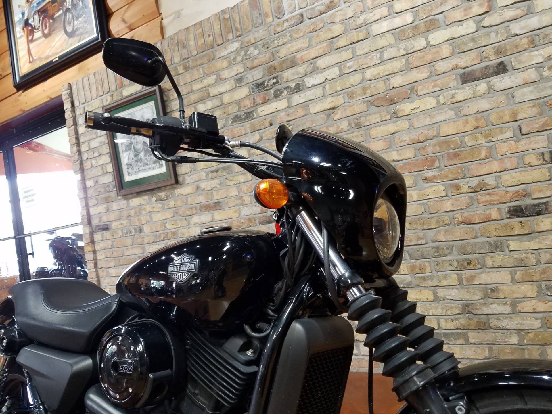 2015 Harley-Davidson Street™ 500 in Big Bend, Wisconsin - Photo 13