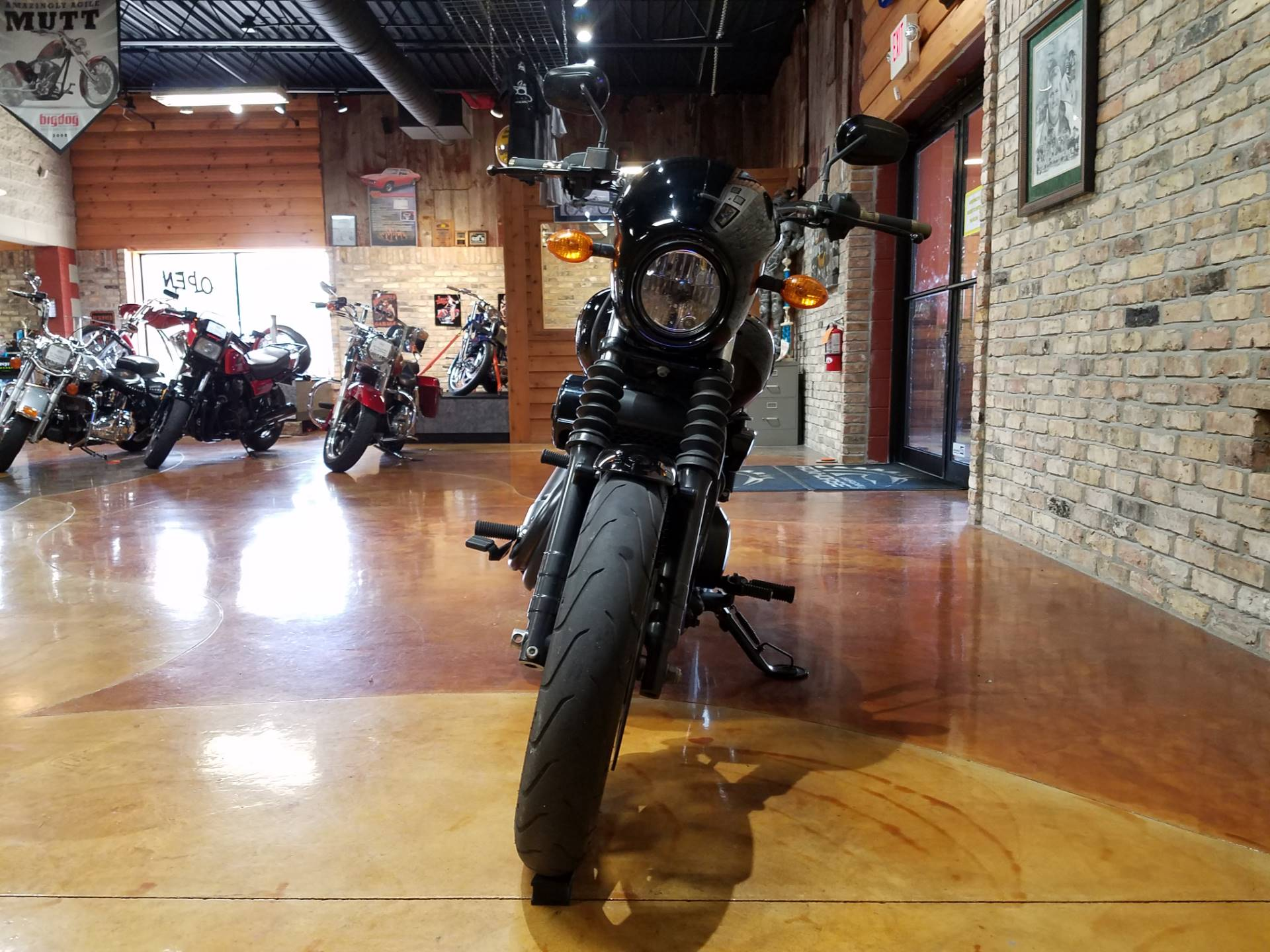2015 Harley-Davidson Street™ 500 in Big Bend, Wisconsin - Photo 14