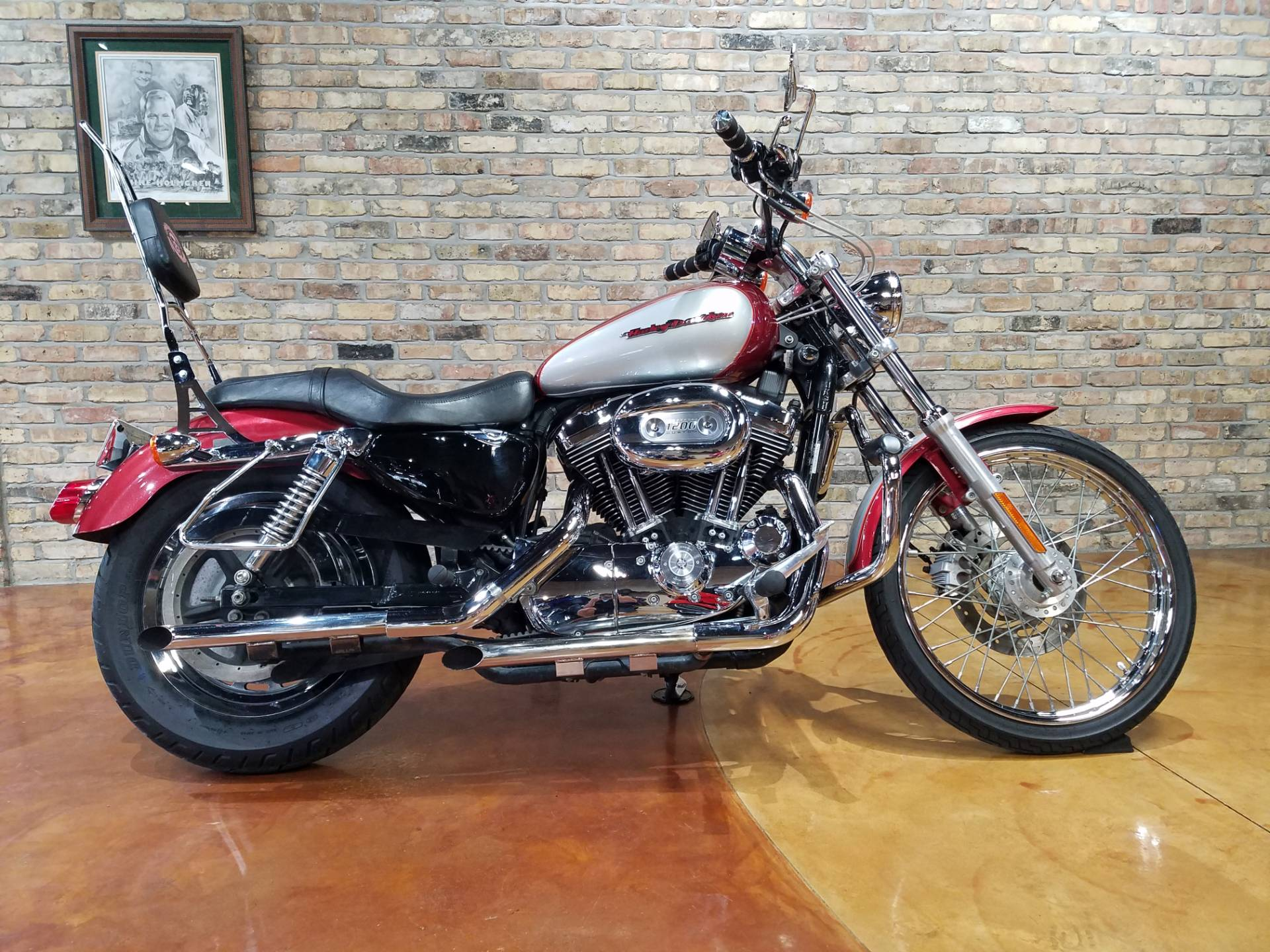 2004 Harley-Davidson Sportster® XL 1200 Custom in Big Bend, Wisconsin - Photo 51