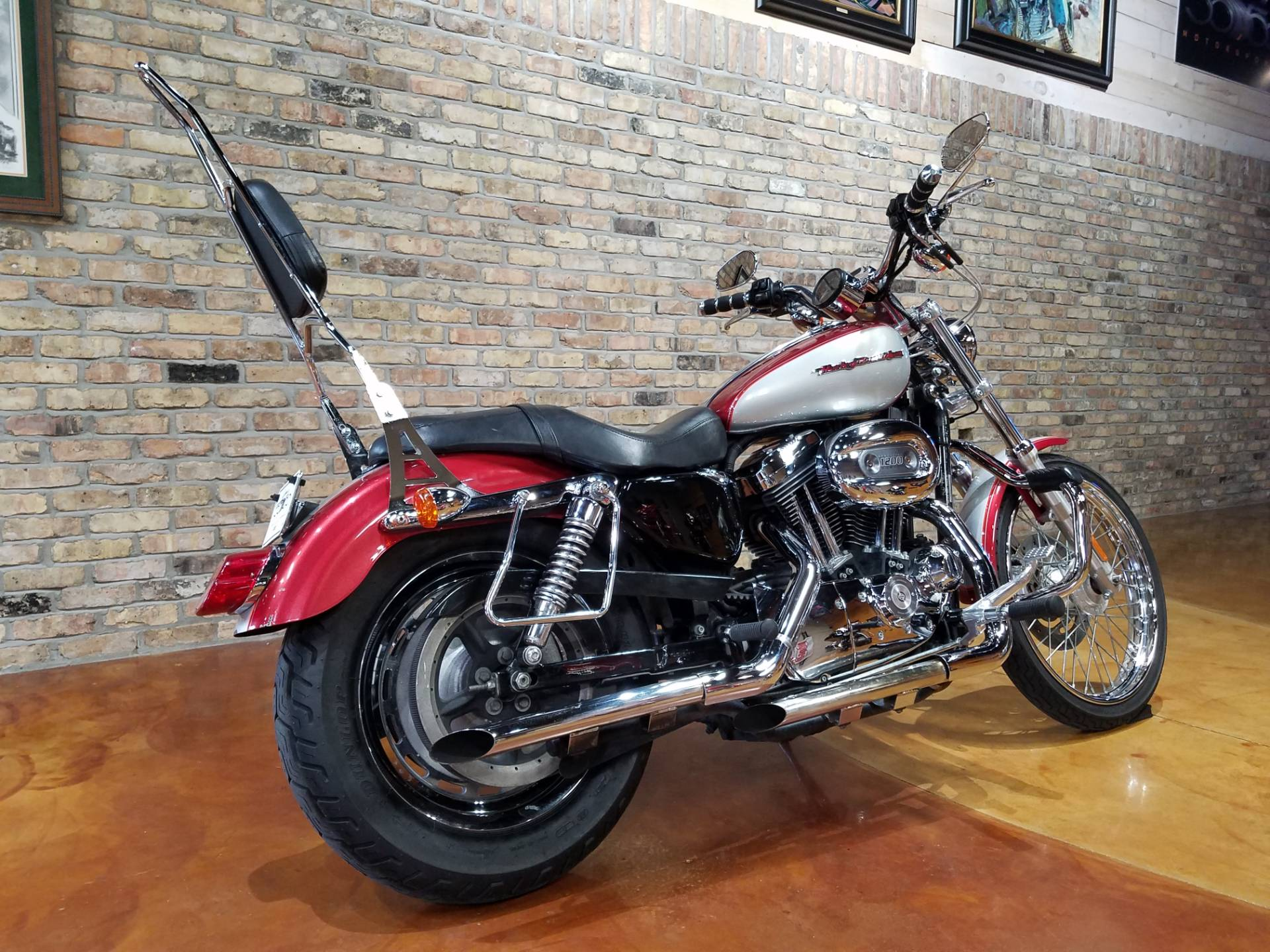 2004 Harley-Davidson Sportster® XL 1200 Custom in Big Bend, Wisconsin - Photo 3