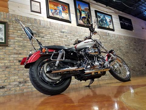2004 Harley-Davidson Sportster® XL 1200 Custom in Big Bend, Wisconsin - Photo 4