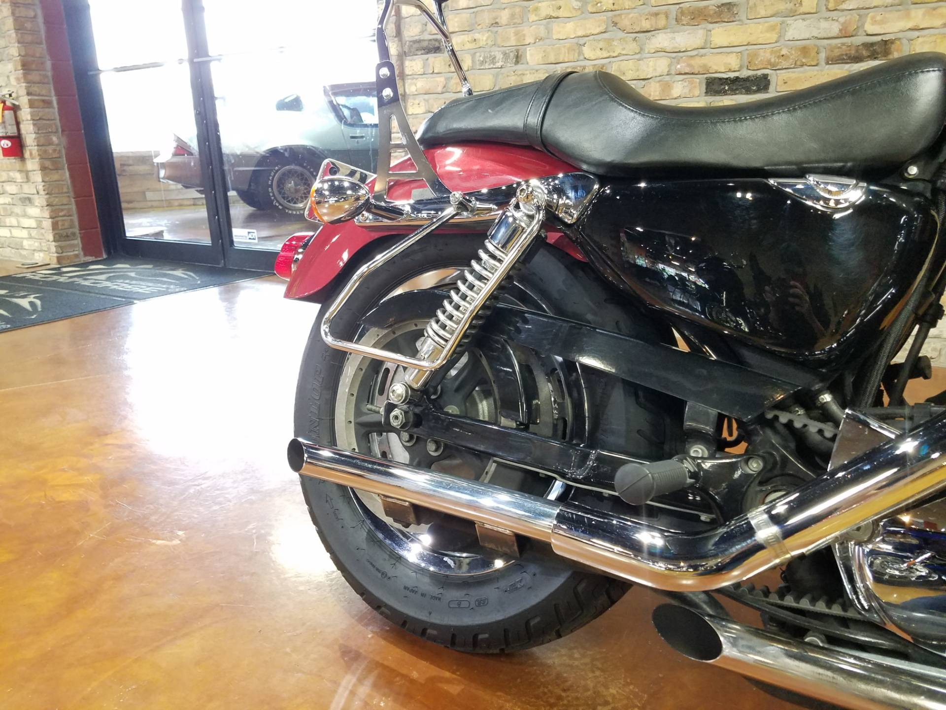 2004 Harley-Davidson Sportster® XL 1200 Custom in Big Bend, Wisconsin - Photo 6
