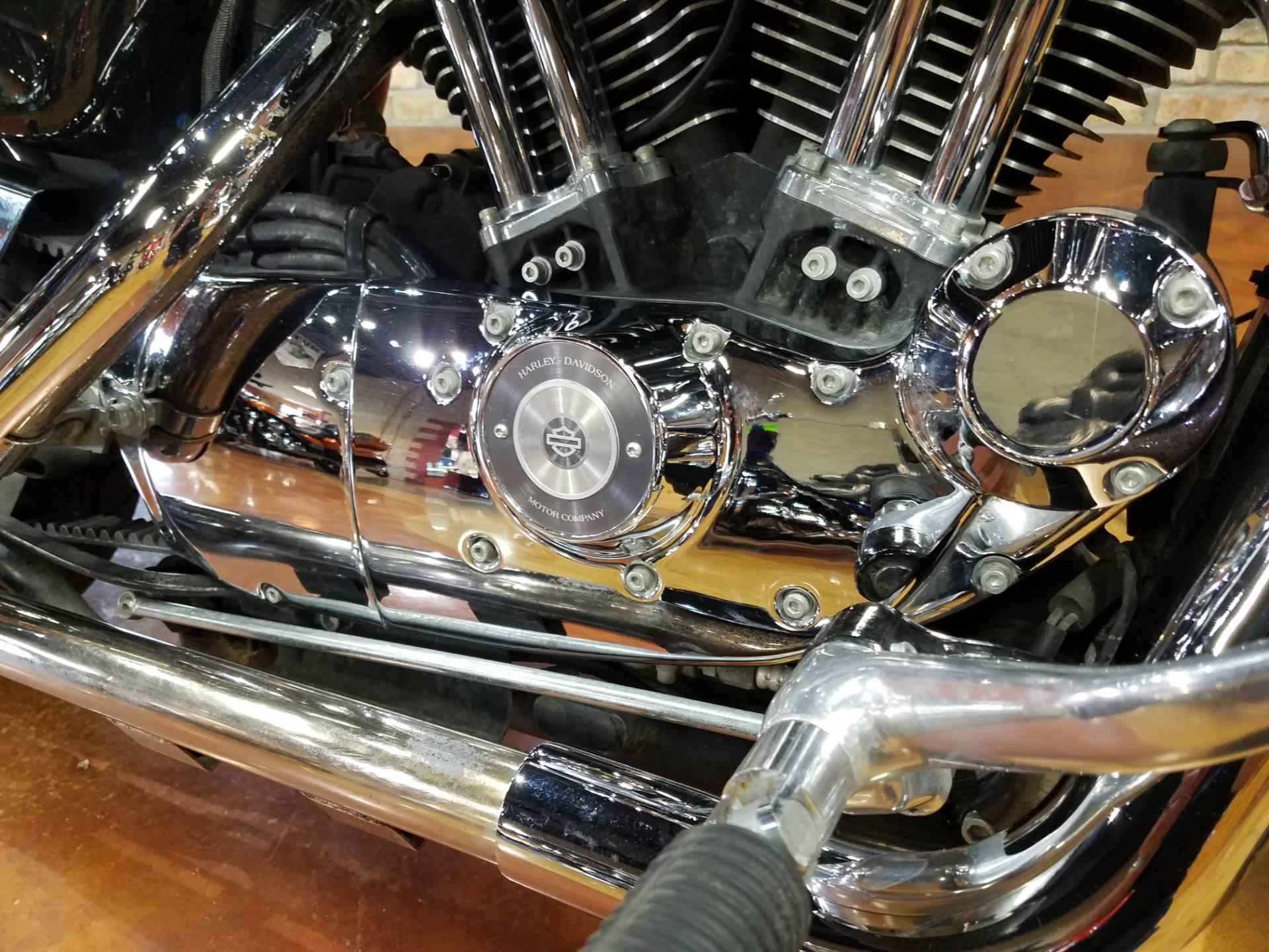 2004 Harley-Davidson Sportster® XL 1200 Custom in Big Bend, Wisconsin - Photo 9