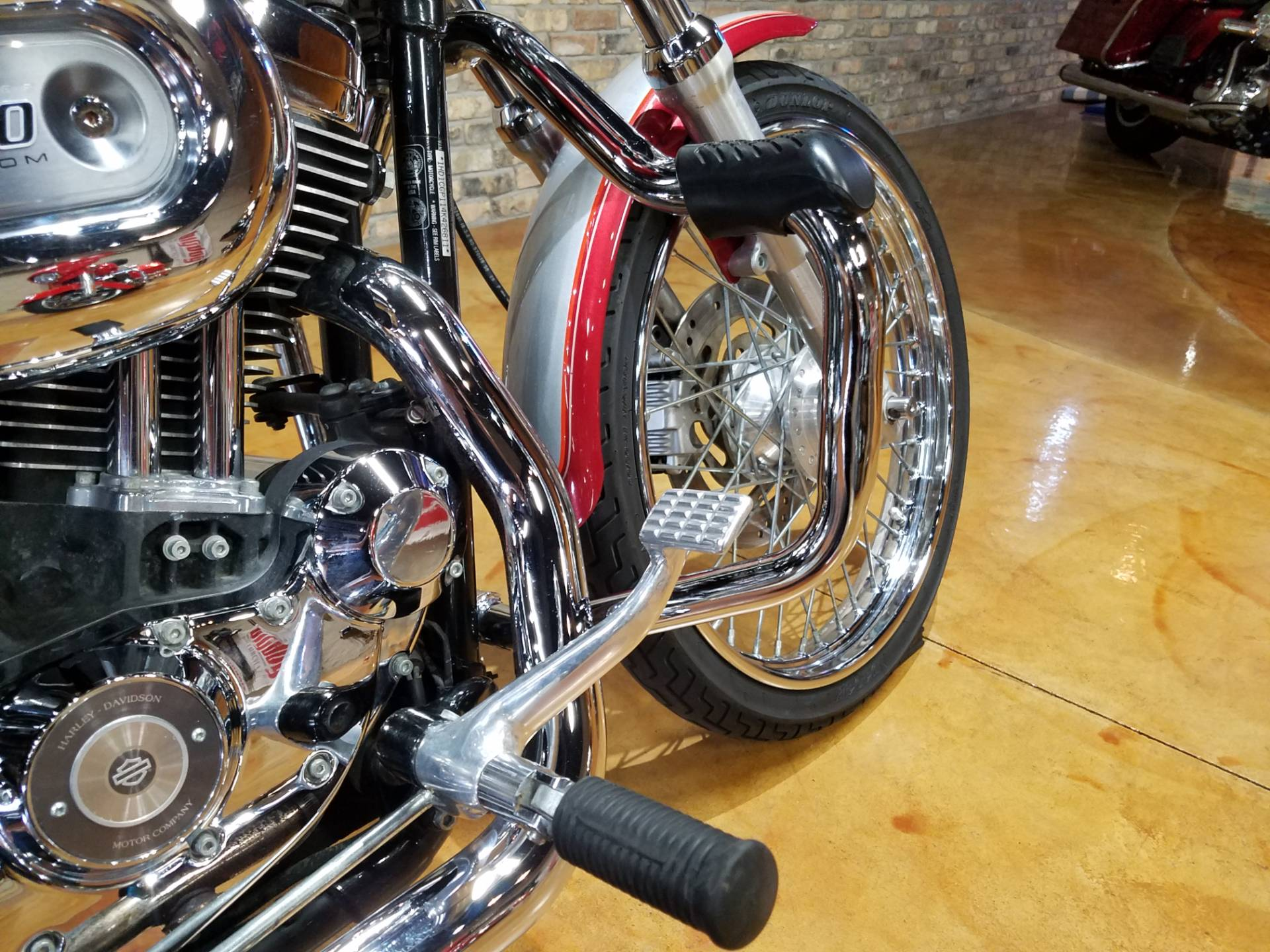 2004 Harley-Davidson Sportster® XL 1200 Custom in Big Bend, Wisconsin - Photo 10