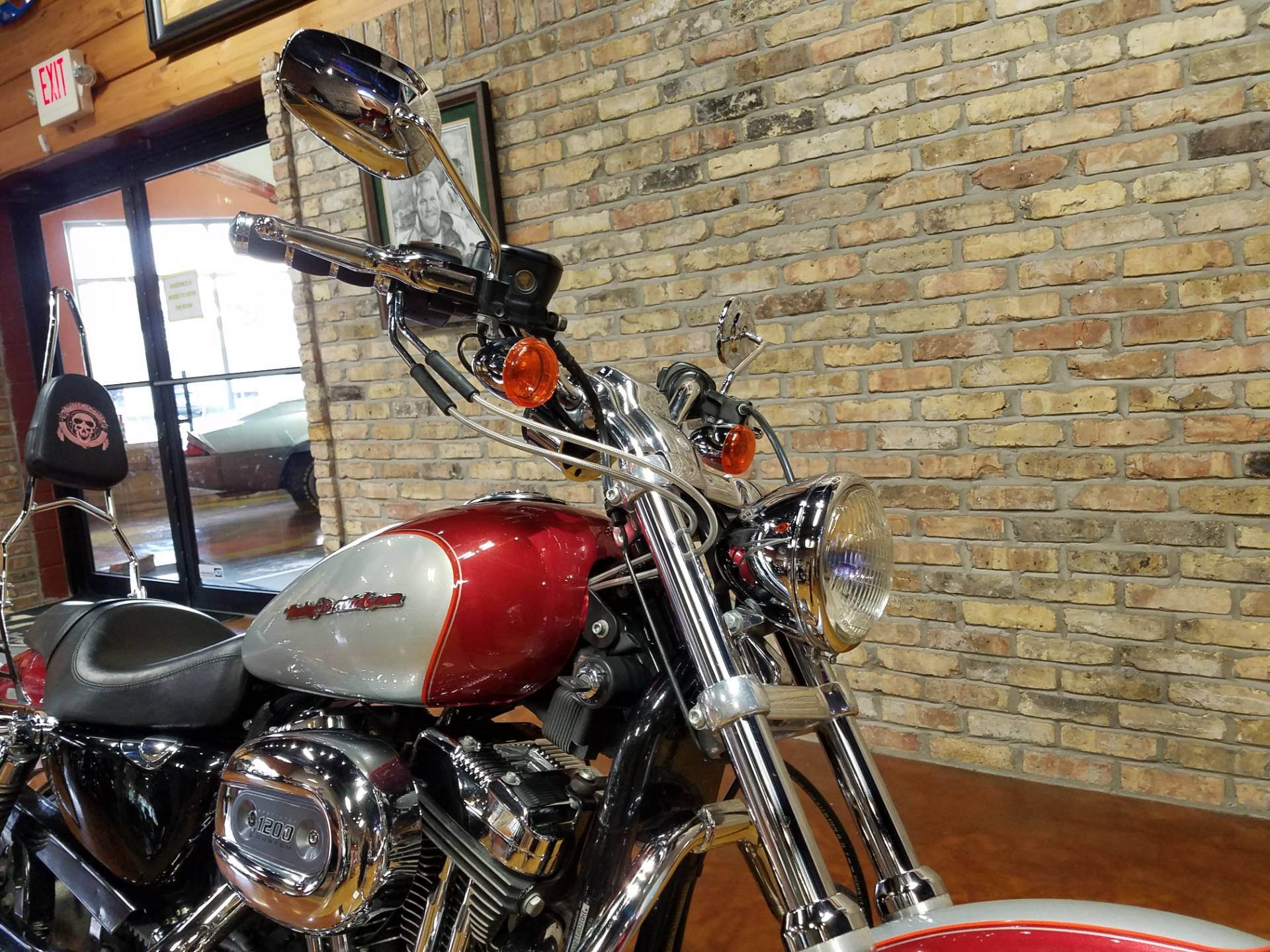 2004 Harley-Davidson Sportster® XL 1200 Custom in Big Bend, Wisconsin - Photo 14