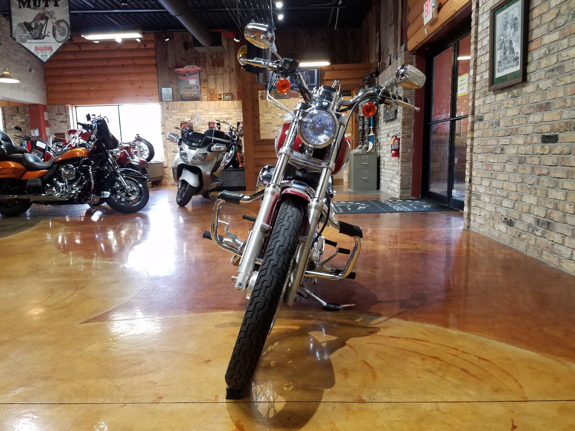 2004 Harley-Davidson Sportster® XL 1200 Custom in Big Bend, Wisconsin - Photo 15