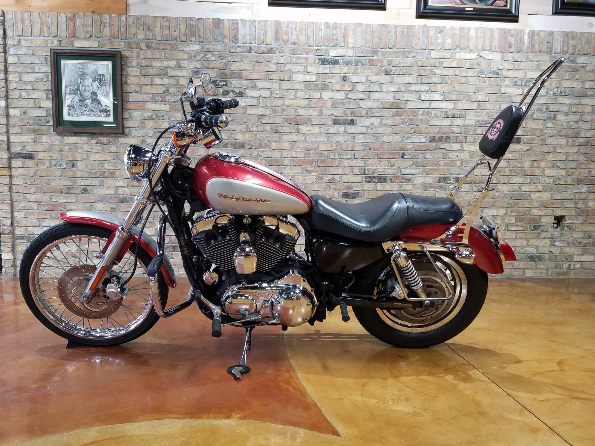 2004 Harley-Davidson Sportster® XL 1200 Custom in Big Bend, Wisconsin - Photo 25