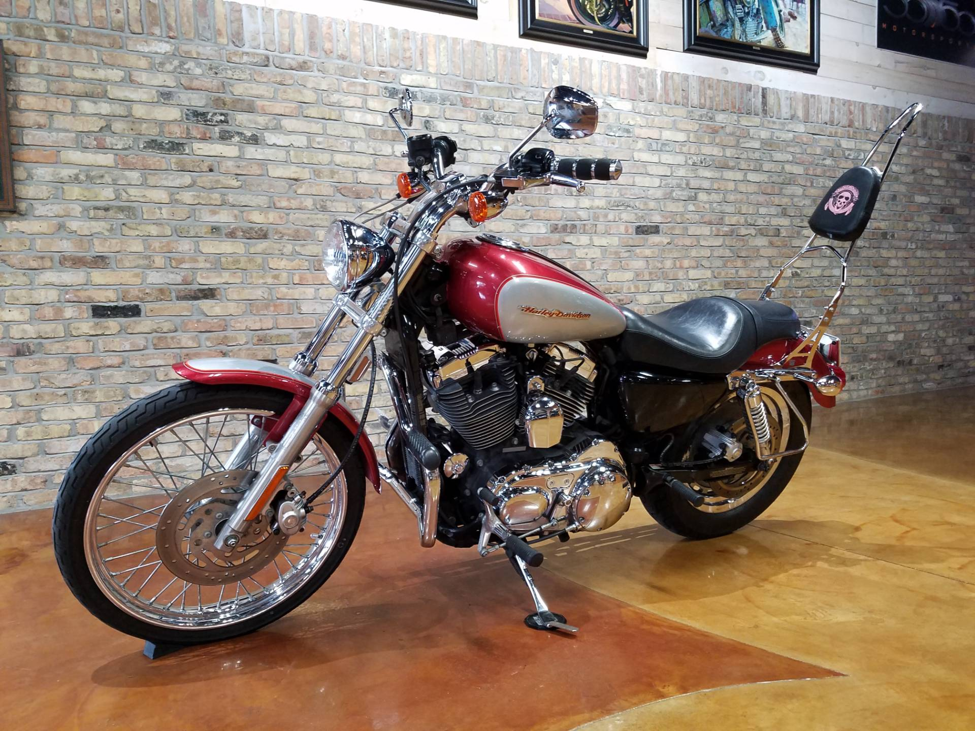 2004 Harley-Davidson Sportster® XL 1200 Custom in Big Bend, Wisconsin - Photo 27