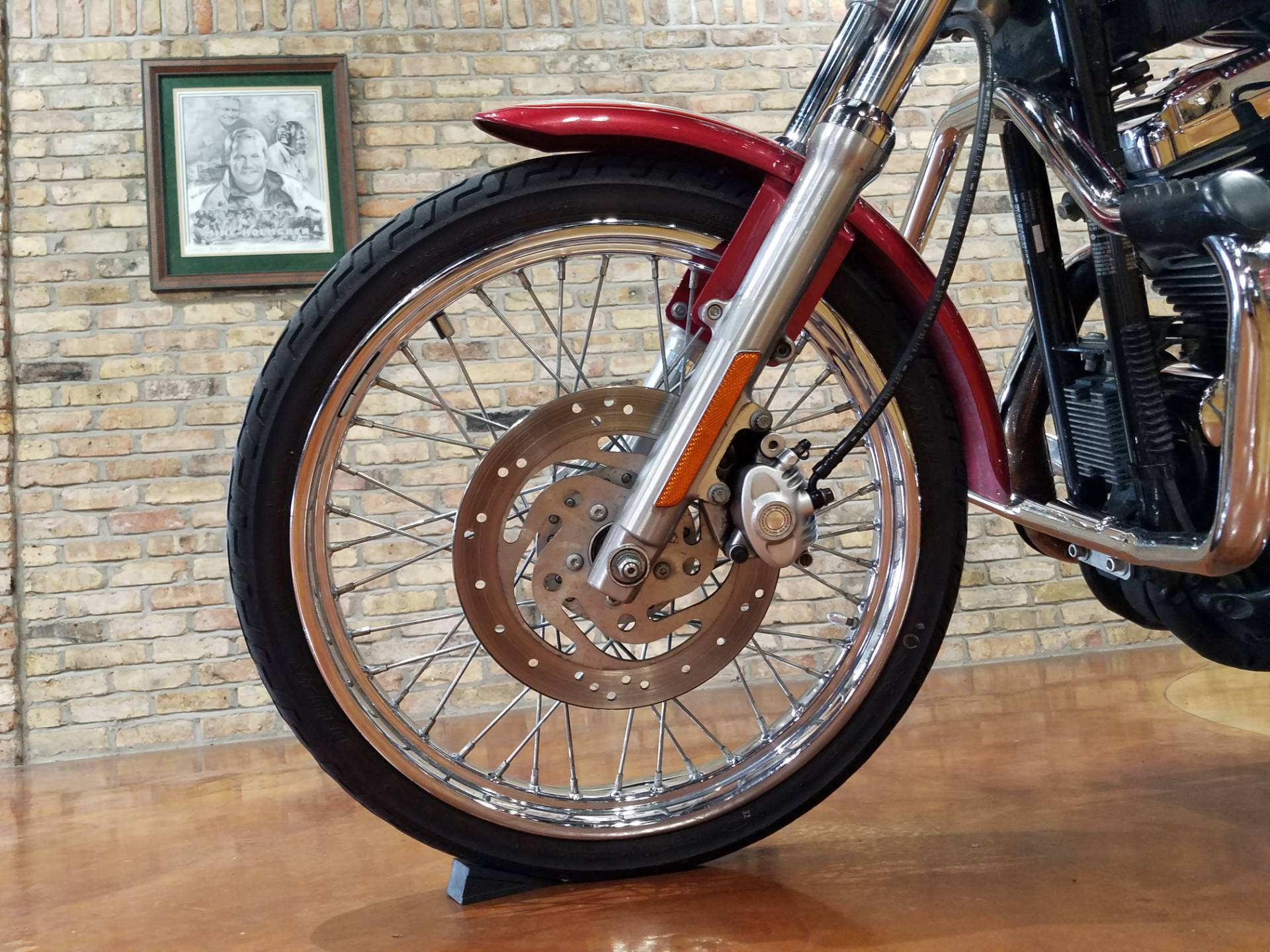 2004 Harley-Davidson Sportster® XL 1200 Custom in Big Bend, Wisconsin - Photo 29