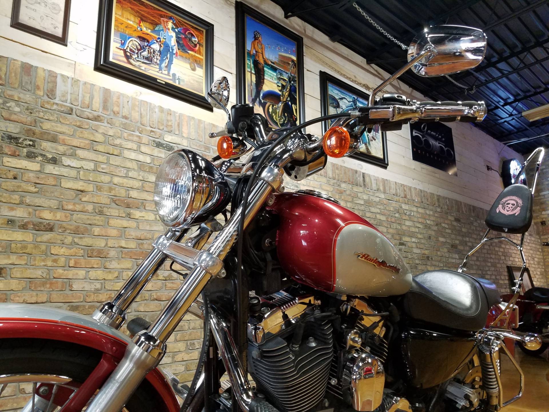 2004 Harley-Davidson Sportster® XL 1200 Custom in Big Bend, Wisconsin - Photo 31
