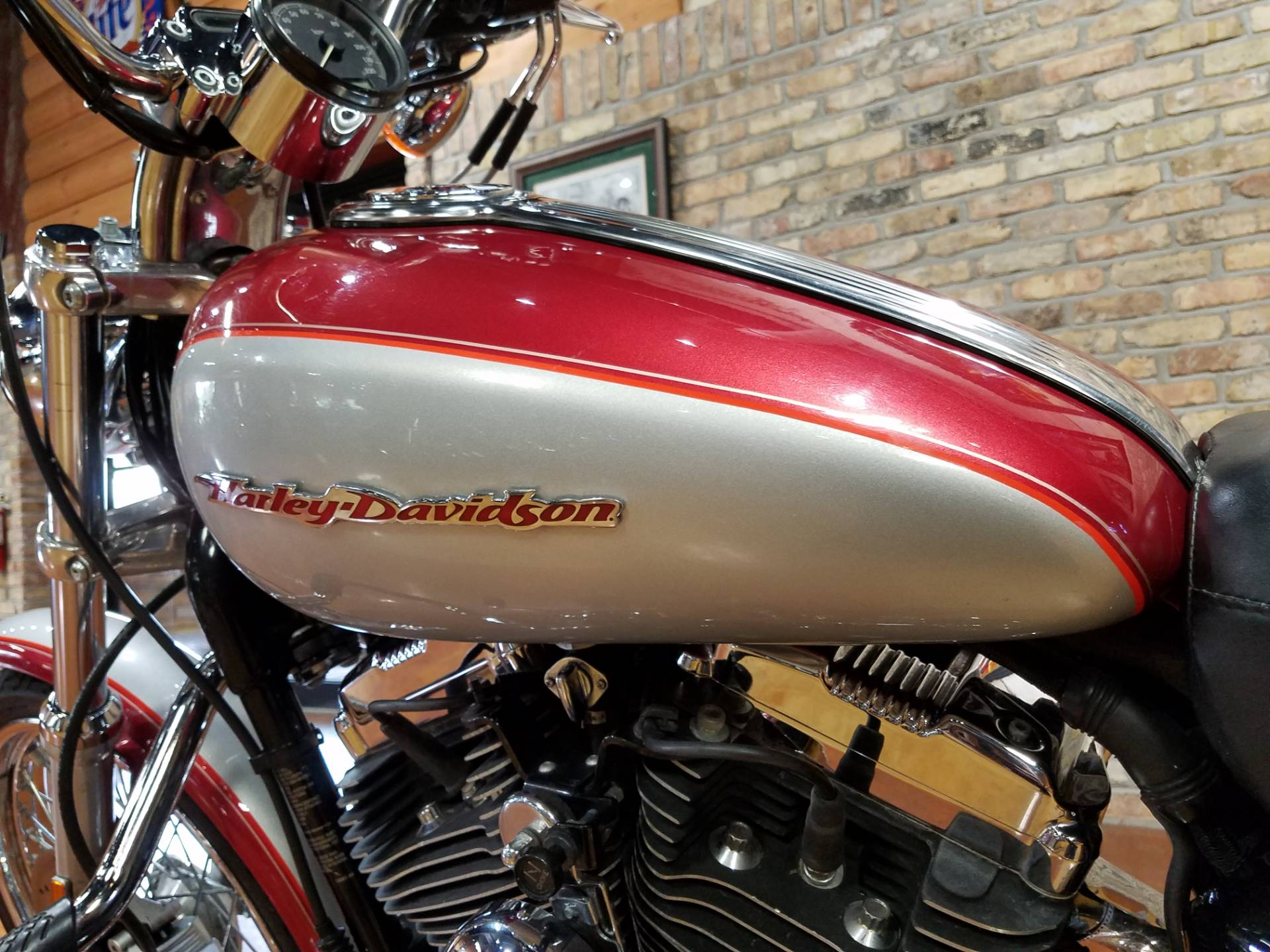 2004 Harley-Davidson Sportster® XL 1200 Custom in Big Bend, Wisconsin - Photo 33